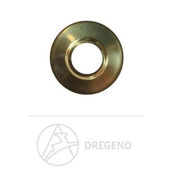 Ersatzteile & Bastelbedarf Tropfenfänger für 10mm Tülle 50 Stück Breite x Tiefe ca 2,8 cmx2,8 cm NEU