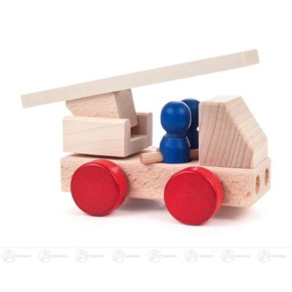 Spielzeug Feuerwehr, zerlegbar Breite x Höhe ca 15 cmx8 cm NEU