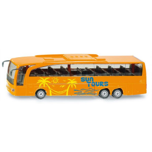 Siku 3738 Siku Super Mercedes-Benz Travego Reisebus 1:50 NEU