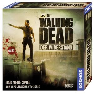 Kosmos 692308 The Walking Dead - Der Widerstand NEU