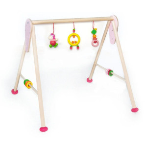 Babyspielzeug Babyspielgerät Pferdchen BxLxH 620x570x545mm NEU