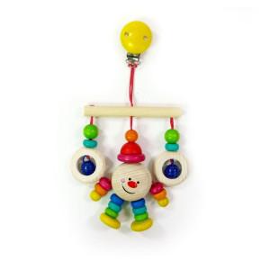 Babyspielzeug Minitrapez Michel BxLxH 140x30x220mm NEU