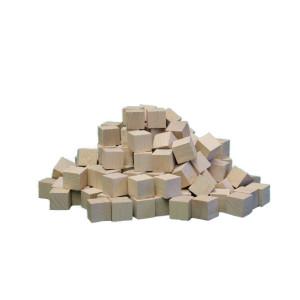 Holzspielzeug Holzwürfel natur 30er BxHxT 3x3x3cm NEU